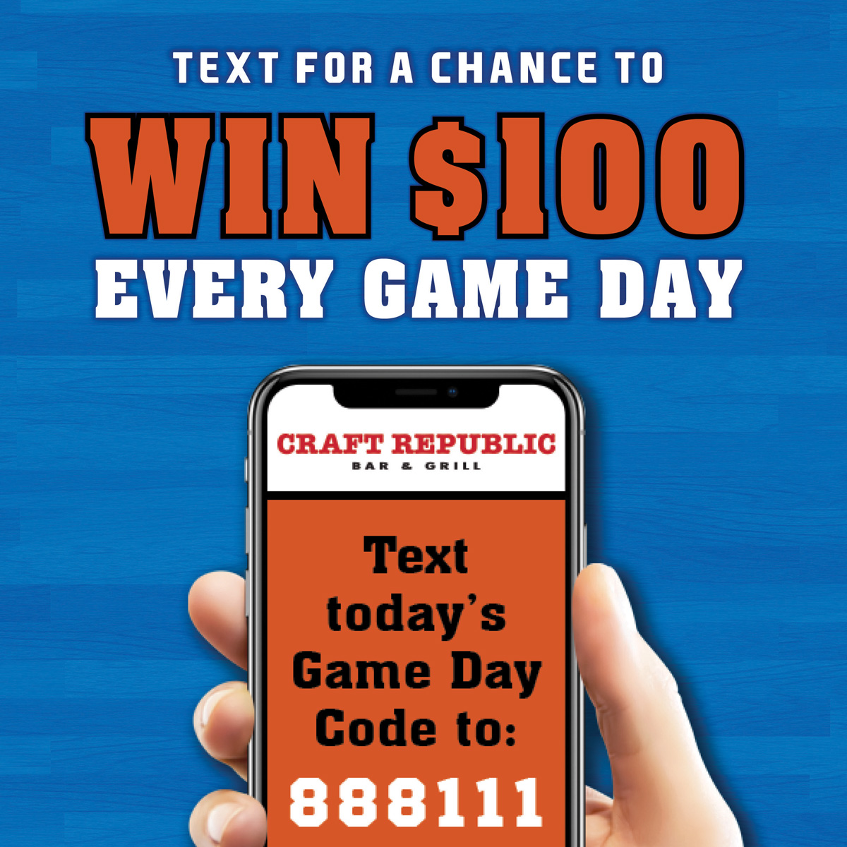 Text to Win